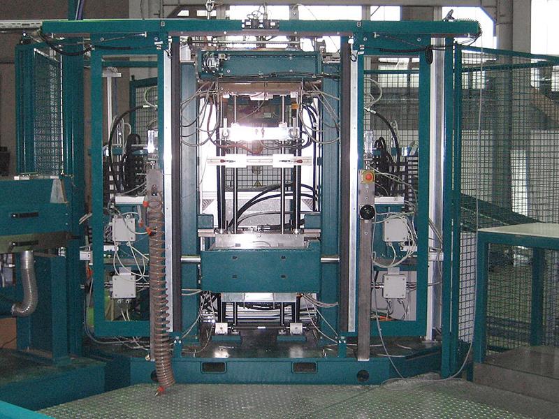 Anlagen zur Fertigung von CSM-Gittern