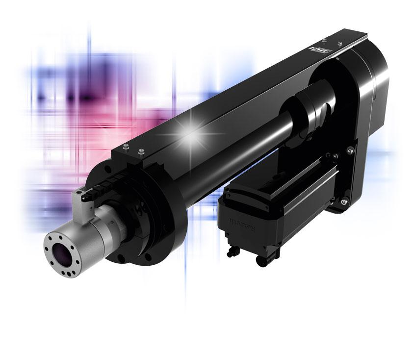 EMSP 100 400 AM SB Elektromechanische Servopresse