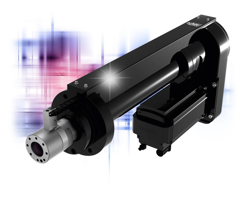 EMSP 100 400 AM Elektromechanische Servopresse