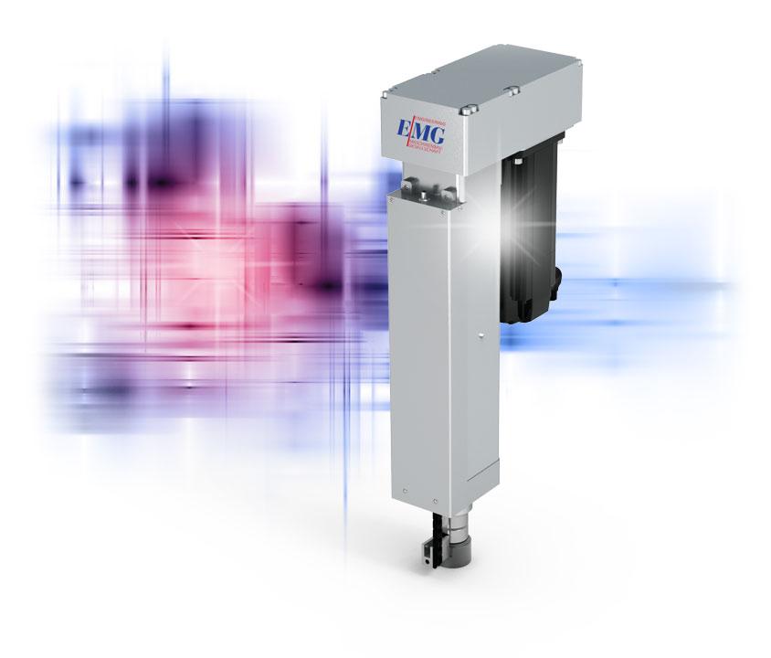 EMSP 15 350 AM Elektromechanische Servopresse