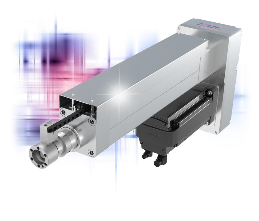 EMSP 30 350 AM Elektromechanische Servopresse