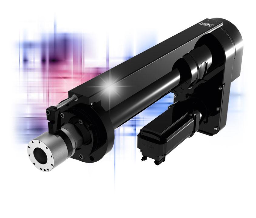 EMSP 300 500 AM SB Elektromechanische Servopresse