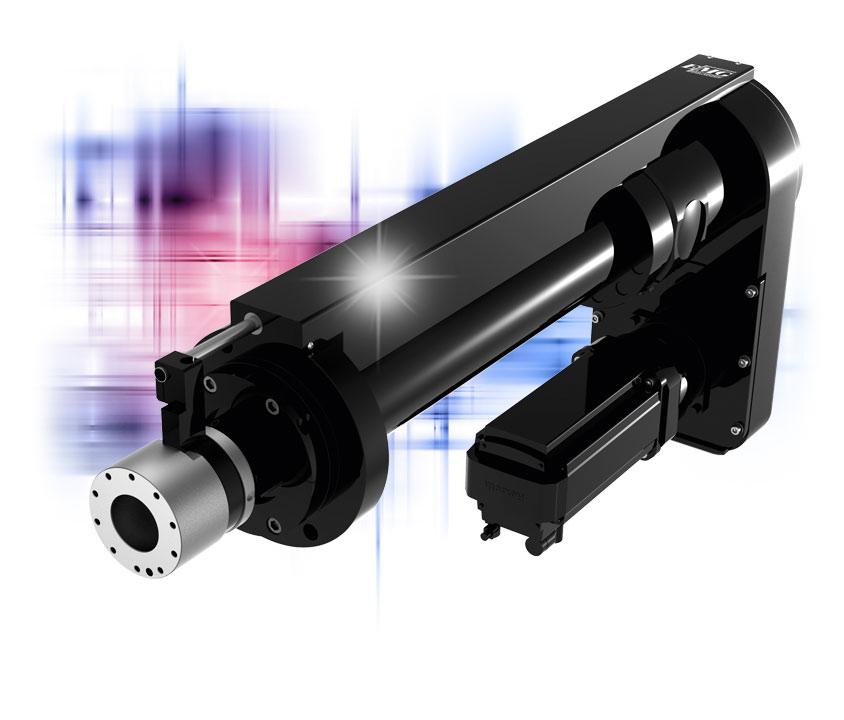 EMSP 300 500 AM Elektromechanische Servopresse