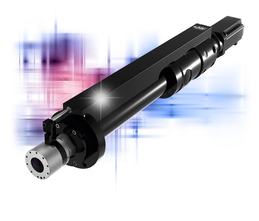 EMSP 300 500 FM Elektromechanische Servopresse